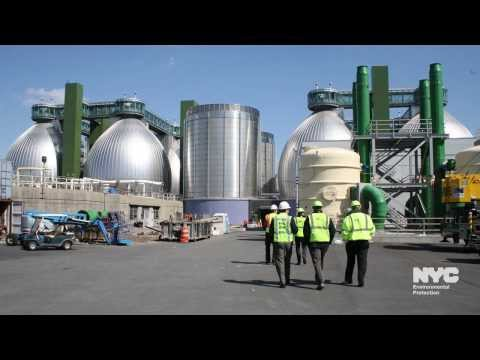 The Newtown Creek Renewable Gas Demonstration Project