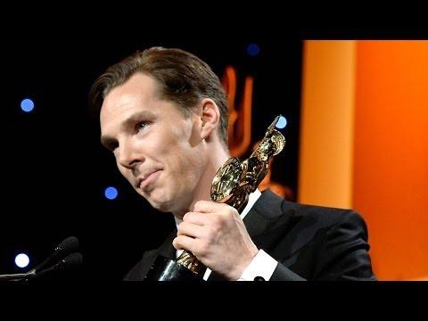 BENEDICT CUMBERBATCH Acceptance Speech - 2013 Britannia Awards on BBC AMERICA
