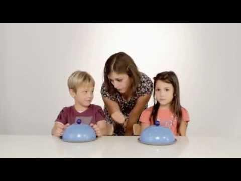 Como crianças reagem a um prato vazio