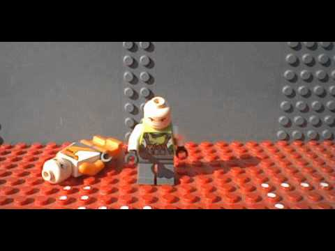 Lego Animation 2: The Big Boss *Hum..*