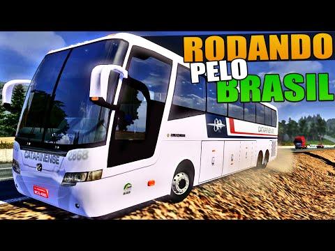 Rodando Pelo Brasil - Viagem de Ônibus