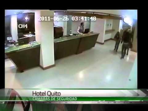 PROSTITUTAS ROBAN A LA SELECCIÓN EN QUITO