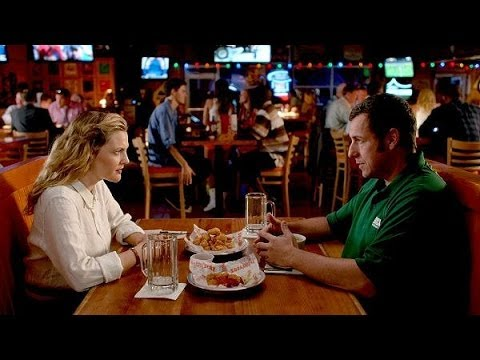 Blended (Starring Adam Sandler & Drew Barrymore) Movie Review