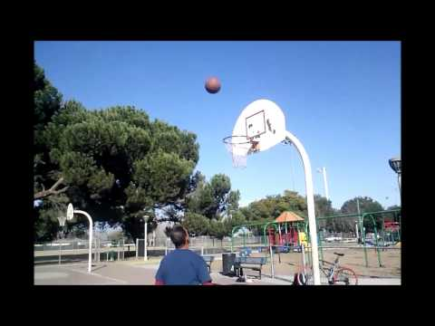 Matthew Playing Basketball (Highlights Only)