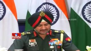 Indian Army conducts surgical strikes against terrorist la..