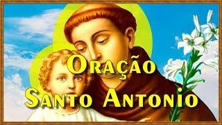 Oração para Santo Antonio