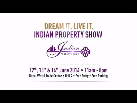 Indian Property Show - June 2014 - Dubai - Advert 1