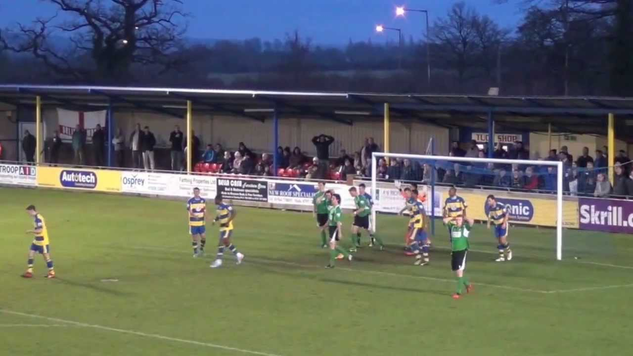 Solihull Moors 1-1 Worcester City