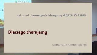 Agata Waszak - DLACZEGO CHORUJEMY - zbiór informacji ważnych dla każdego.