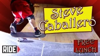 Steve Caballero Hazed Tony Hawk, Gets Hair Extensions, And