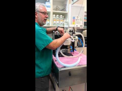 anesthetic machine