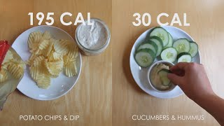 Snack Food Swaps