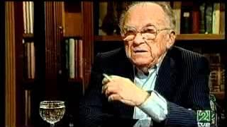 Gustavo Bueno y el mito de la izquierda: debate político. Abril 24, 2009.