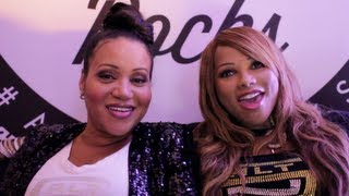 Salt-N-Pepa Talk Being True To Themselves, Said No Female MC's Compare To Them