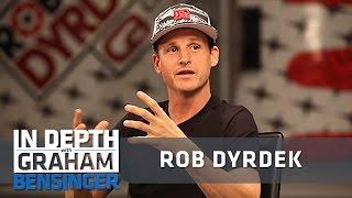Rob Dyrdek: I made $17 on my $1.8 million movie
