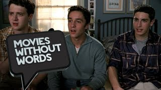 American Pie Movies Without Words (1999) Comedy Movie HD