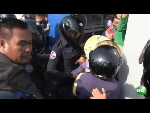 11 Rights Offcials and Land Activists Arrested [21-Jan-2014]