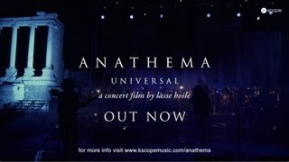 ANATHEMA - Universal (live)