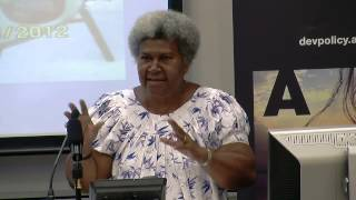 Combatting family and sexual violence in Papua New Guinea: Ume Wainetti