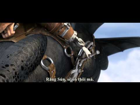 How to train your Dragon 2 - Bí kíp luyện rồng 2 Trailer B