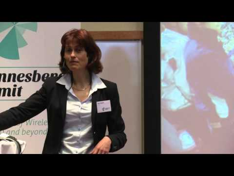 Sara Mazur, Ericsson: 5G -- The next generation wireless connectivity for the Networked Society