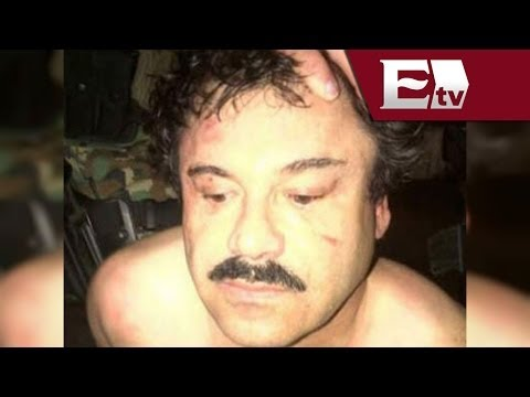 Chapo Guzmán: Figuras políticas felicitan a Enrique Peña Nieto por la captura / Chapo Guzmán 2014