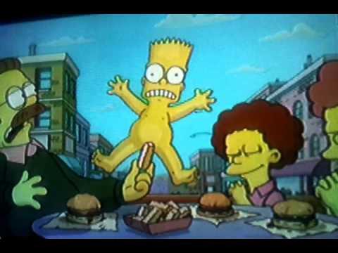 Bart simpsons nackt auf dem skateboard in HD - YouTube