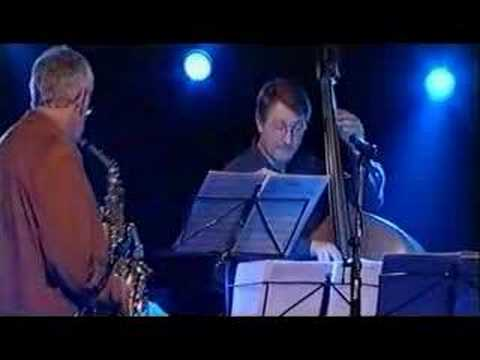 Francois Theberge & Lee Konitz Group