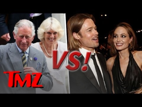 Angelina Jolie in a Homewrecker Face-off!