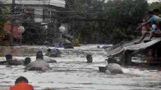 Tribute To The Victims Of Typhoon Ondoy (Philippines.Sept