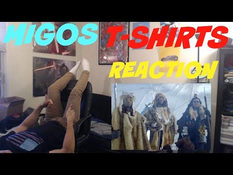 youtube video T-SHIRT - MIGOS OFFICIAL  MUSIC VIDEO FIRST REACTION | REVIEW to 3GP conversion