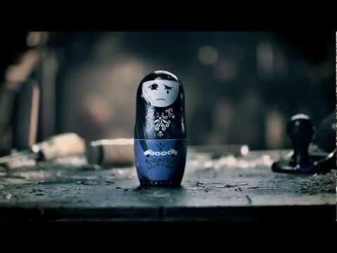 Французская социальная реклама про Россию