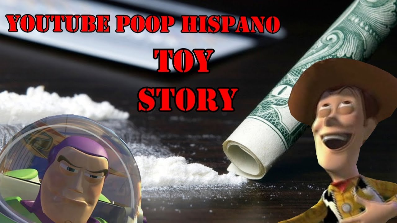 Toy Story Stool : Youtube poop hispano toy story los juguetes vuelven a las