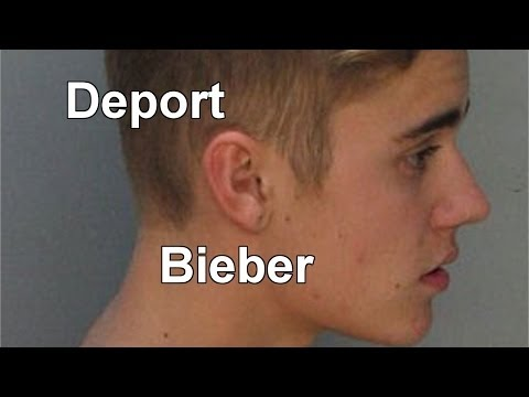 Justin Bieber Accused in Attempted Robbery