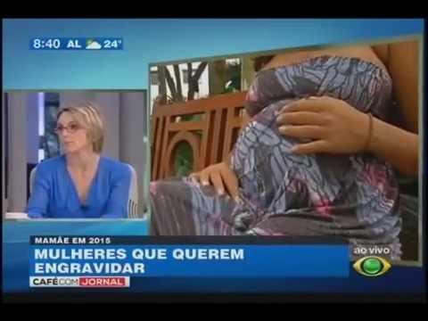 Programa: Café com Jornal - Mulheres que querem engravidar