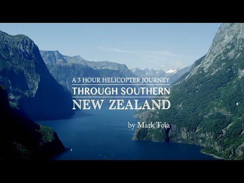 ניו זילנד היא מדינת איים בדרום  האוקיינוס השקט