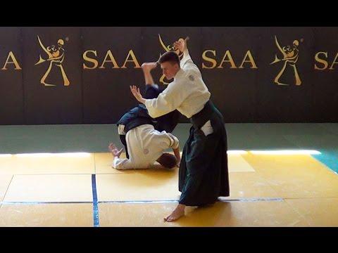 Aikido Tachi Waza Kokyu Ho