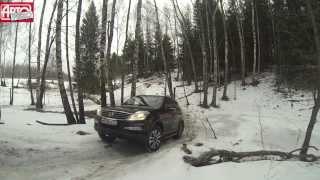 Сравнительный тест: Chevrolet TrailBlazer, SsangYong Rexton, Mitsubishi Pajero Sport. Тесты АвтоРЕВЮ.