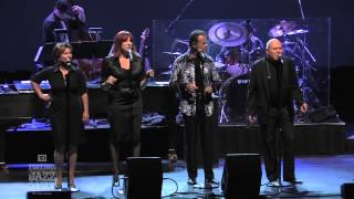 The Manhattan Transfer - Concert 2010