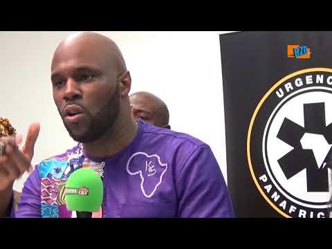 Paris, Kémi SEBA face à la presse. Il fait le point sur son expulsion du Sénégal et fustige  le comportement des dirigeants Africains et Français