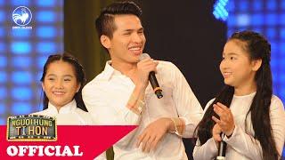 Người Hùng Tí Hon | Tập 11: Phải lòng cô gái Bến Tre - Quốc Thiên & Nguyệt Thu & Kim Ngọc