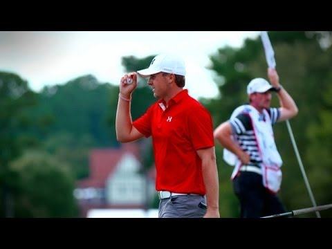Tee to Green: Jordan Spieth
