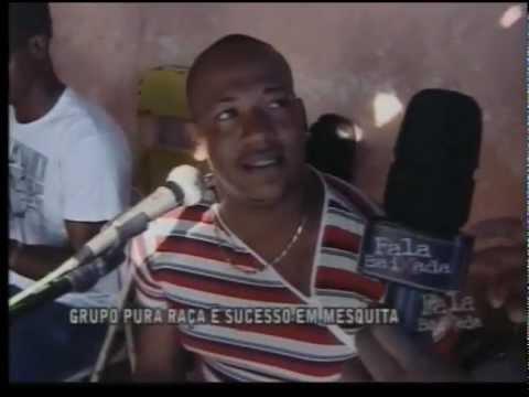 Garcia Duarte entrevista Grupo de Pagode Pura Raça.