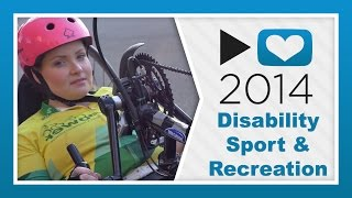 Project for Awesome 2014 - Disability Sport and Recreation (P4A)