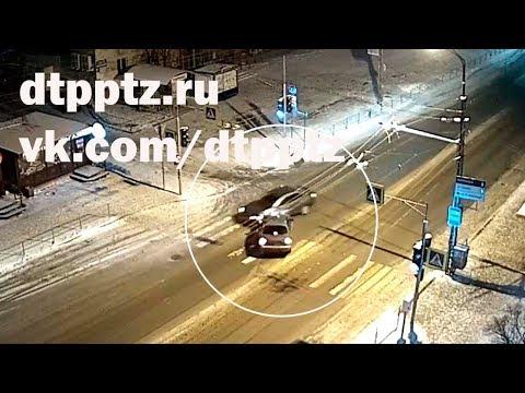 ДТП на улице Маршала Мерецкова