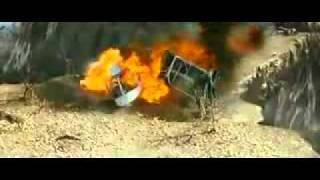Bollywood - helicopter vs. flying car