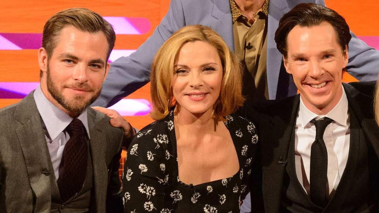 Kim Cattrall Star Trek Into Darkness - Viewing Gallery Benedict Cumberbatch