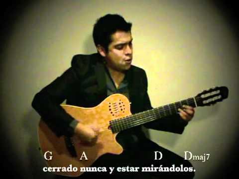 Juan Gabriel Amor Eterno con guitarra