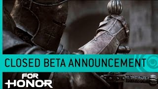 For Honor - 'The Thin Red Path' Cinematic Trailer