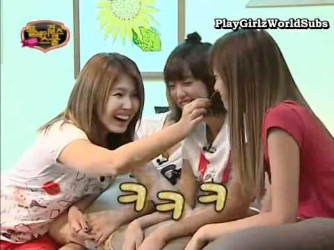 [Eng Sub] Playgirlz School Episode 8 [1/5]